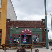 Westy's, located in the Pinch district on North Main Street.